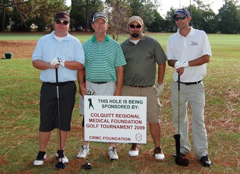 17th Annual CRMF Golf Tournament