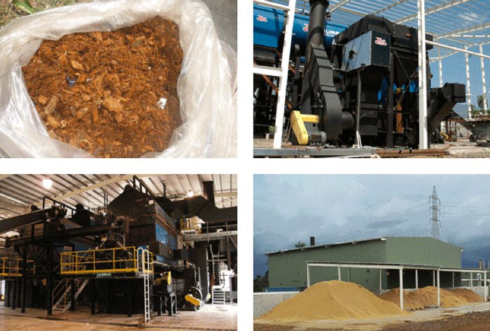 Biomass Use and Hydroelectric Power in the Dominican Republic