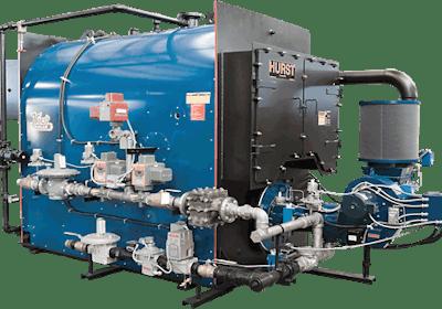 Series 100 Firebox Boiler
