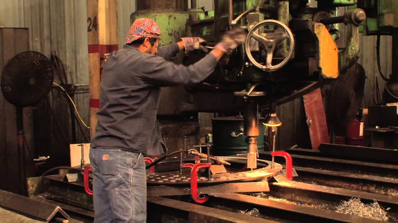 Hurst Manufacturing Plant Tour