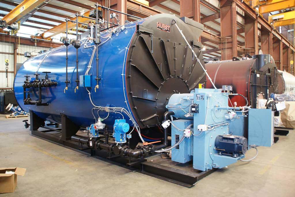 Hurst Boiler Factory Photos