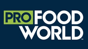 ProFoodWorld Manufacturing Innovation Award Winner for 2018