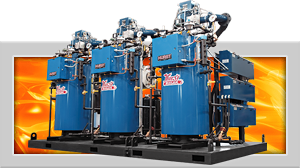 Skid Packaged Boiler Systems